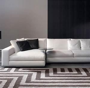 Minotti hamilton sectional sofa modern sectional sofas for Sectional sofa hamilton