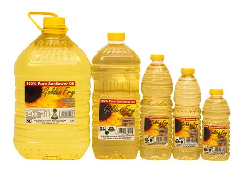 oil sunflower cooking fry frying goldy golden tips ideal birthday party larger 5l bottle pet
