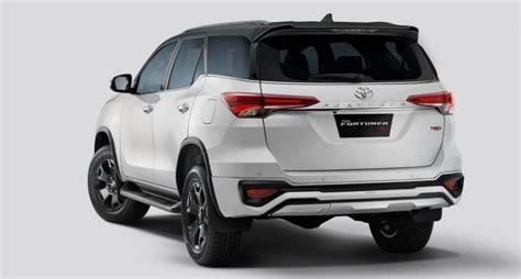 2021 Toyota Fortuner powered with new engine system ...