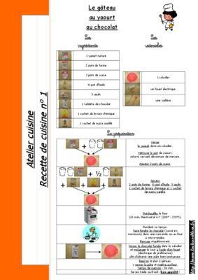 fiche technique recette cuisine modele de fiche technique recette cuisine vierge pdf