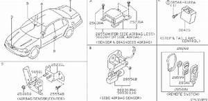 Nissan Axxess Hazard Warning Flasher  Engine  Room