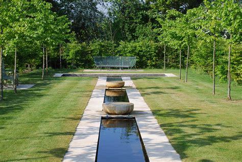 water rill design garden water features the garden designer