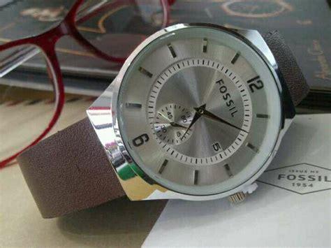 jual jam tangan pria fossil blue harga termurah di lapak rahman accessories accessoriesrahman