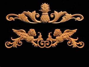 Heartwood Carving - Decorative wood accents and details