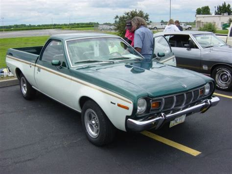 The HUFF REPORT - The AMC Hornet Cowboy...