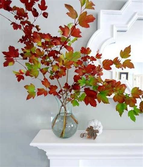 fall craft decorations 22 simple fall craft ideas and diy fall decorations