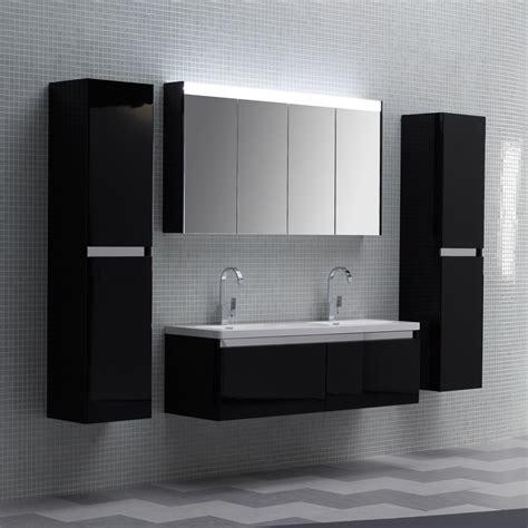 the noire huge 1500mm his hers vanity unit