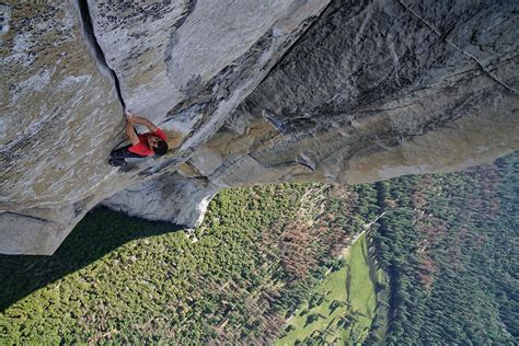 interview  alex honnold climber  scaled el