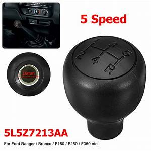 5 Speed Car Gear Shift Knob Manual Transmission Lever