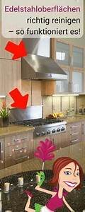 Kühlschrank Richtig Reinigen : edelstahloberfl chen richtig reinigen so funktioniert es haushalt haushalt haushalts ~ Yasmunasinghe.com Haus und Dekorationen