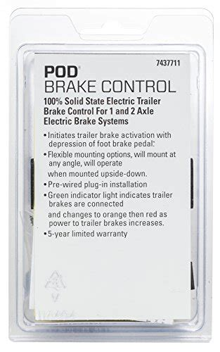 reese towpower 7437711 pod brake import it all