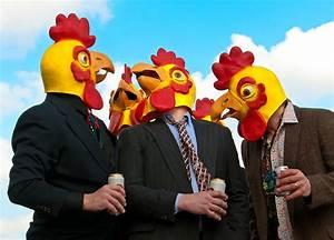 Chicken Men | Between Meetings
