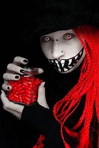 Gruselige Hexe Schminken : orange akzente halloween schminktipps ideen frauen make up pinterest halloween halloween ~ Frokenaadalensverden.com Haus und Dekorationen