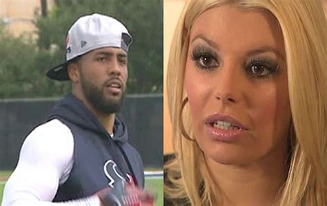 Nfl Baller Arian Foster's Shady Becky Baby Mama
