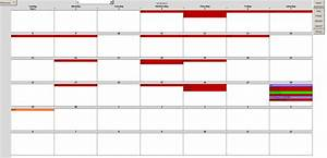 Microsoft Access Quote Database Enhanced Microsoft Excel Calendar Scheduling Database Template