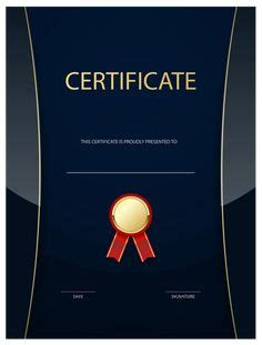 certificate templates images certificate