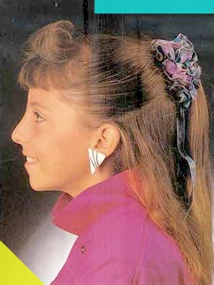 90s Hairstyles Scrunchies by 90s Fashion Trends We Miss Riot