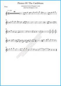 Free Trumpet Sheet Music Pirates Of The Caribbean