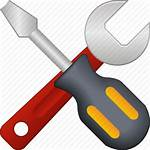 Icon Tools Settings Wrench System Center Configuration