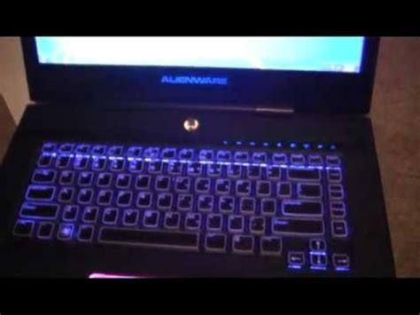 Alienware Light Fix (by Reflashing the SiLabs Chip) - YouTube