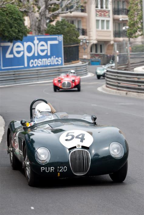 Jaguar C-Type - Chassis: XKC 043 - 2010 Monaco Historic ...