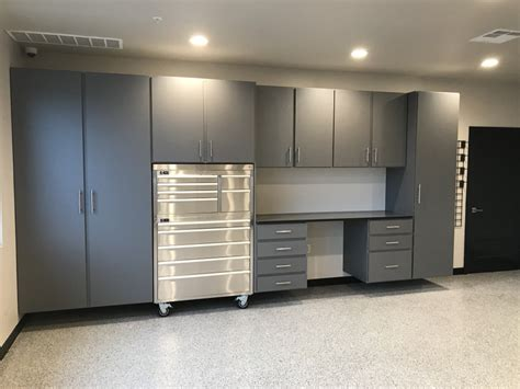 Garage Cabinets Ta by Custom Garage Cabinets Garage Innovations Inc