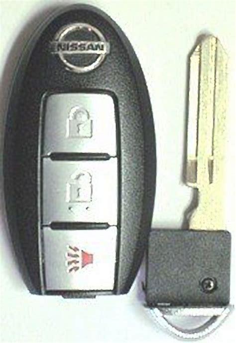 Nissan Fcc Cwtwbu Keyless Remote Smart Key