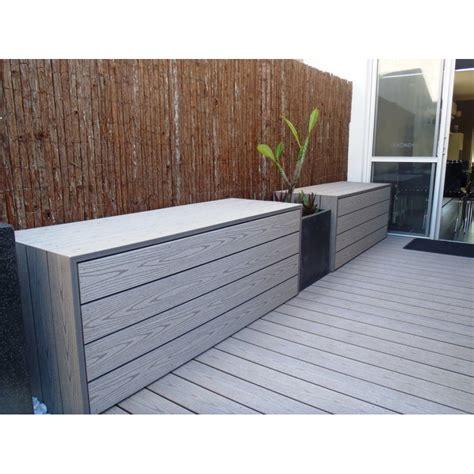 lames de terrasse composite timbertech