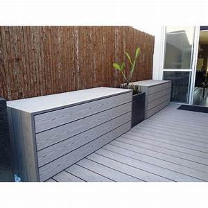 lame de terrasse composite timbertech With avis lame terrasse composite