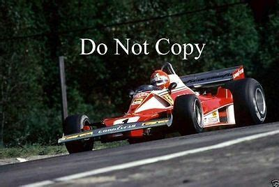 The season 1976 was marked by niki lauda's infamous crash at nurburgring nordschleife during the second lap of the german grand prix. Niki Lauda Ferrari 312 T2 Canadian Grand Prix 1976 Photograph | eBay