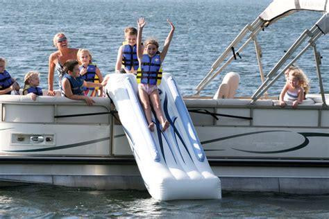 Pontoon Boats With Slides by Improvements For Your Pontoon Or Deck Boat Pontoonstuff