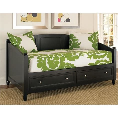 sears dining room sets storage wood daybed in black 5531 85