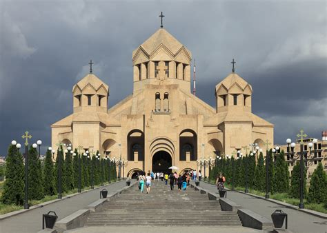 A Priest's Complaint About Armenian Government Strikes A