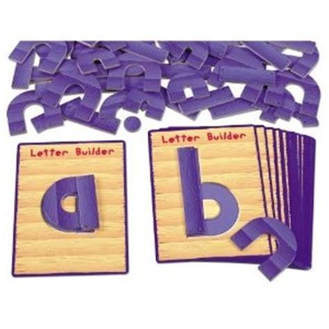Letter Builder by Lakeshore Letter Builders Abc Literacy Prek