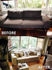 An Alternative To Pottery Barn Sofas Comfort Works