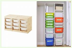 TROFAST: Using IKEA storage boxes without the frame - IKEA