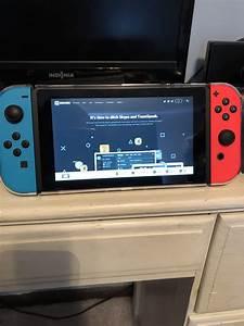 Dns Settings Nintendo Switch