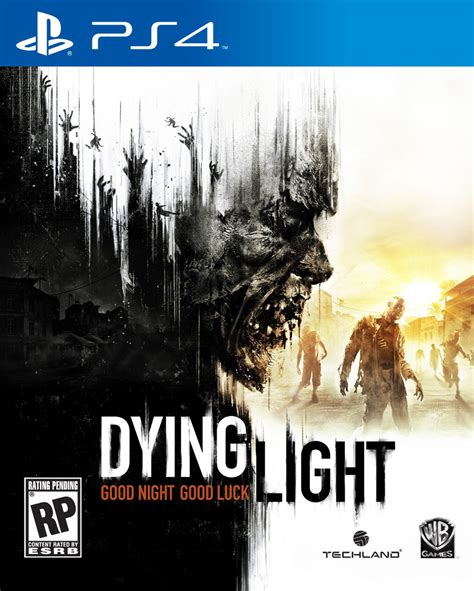 ps4 dying light dying light high res ps4 cover