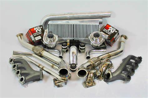 Upp Gto Twin Turbo Kit Under Pressure Performance