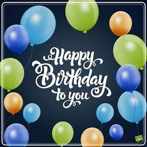 Happy Birthday Wishes for your Facebook Friends