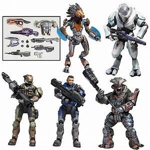 Halo Reach Series 5 Action Figure Case - McFarlane Toys ...