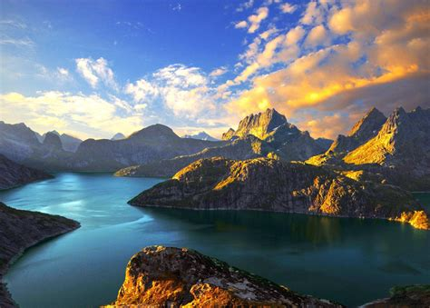 Cool Nature Picture by Landscape Amazing View Cool Images Sky