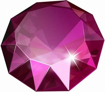Diamond Transparent Clipart Clip Diamonds Amethyst Yopriceville