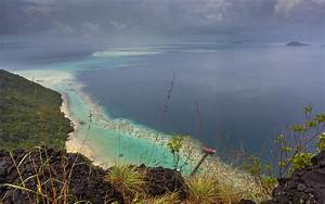 View, From, The, Peak, Of, Bohey, Dulang