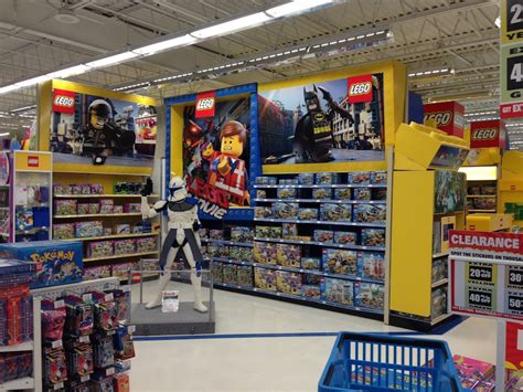 Lego At Toys R Us, Spring 2014
