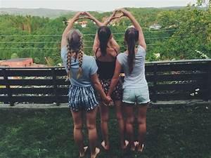 bestfriends, bff, crazy, girls, goals, hearts, summer ...