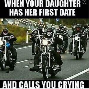 Just run   Meme... Biker Gangs Quotes