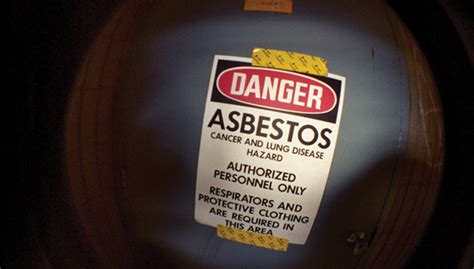 asbestos   stumbling block  restoration