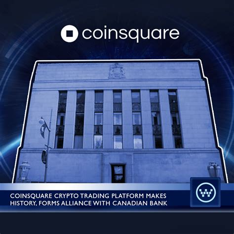 At the conference in amsterdam, i had a chance to sit down with anthony di iorio, the. Coinsquare Crypto Trading Platform Makes History, Forms Alliance With Canadian Bank - Which ...