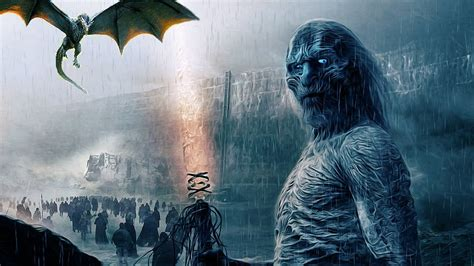 game  thrones white walkers wallpaper